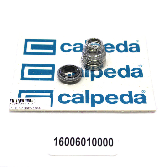 CALPEDA PUMP SHAFT SEAL REPLACEMENT - MECHANICAL SEAL TYPE3 R X6H62V6D12 - STANDARD - 16006010000