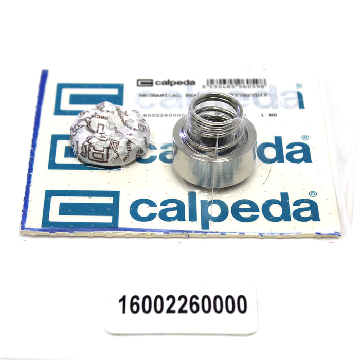 CALPEDA PUMP SHAFT SEAL REPLACEMENT - MECHANICAL SEAL R5H2 XYXYRZYD18 - SPECIAL SEAL - 16002260000