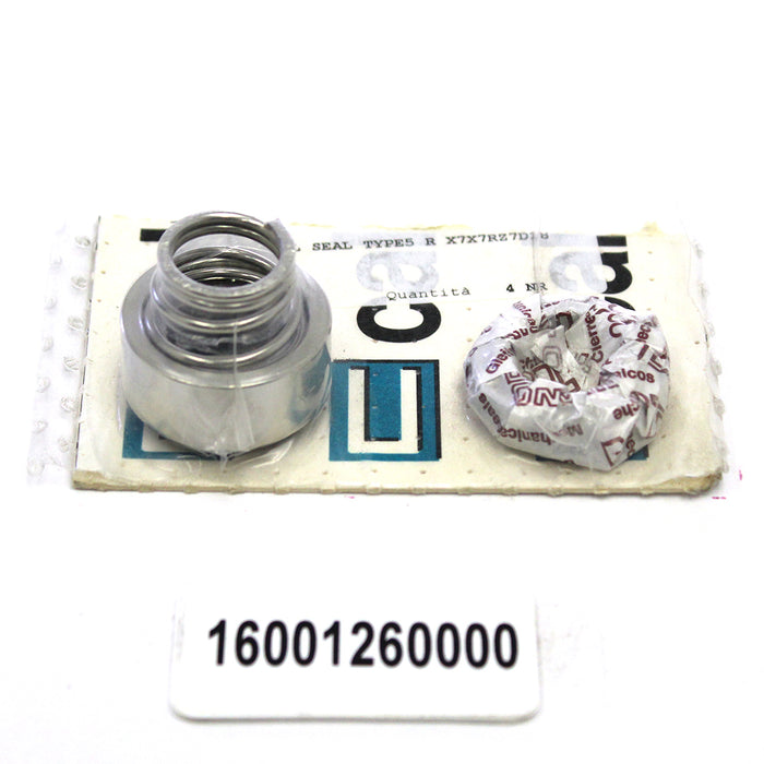 CALPEDA PUMP SHAFT SEAL REPLACEMENT - MECHANICAL SEAL TYPE5 R X7X7RZ7D18 - SPECIAL SEAL - 16001260000