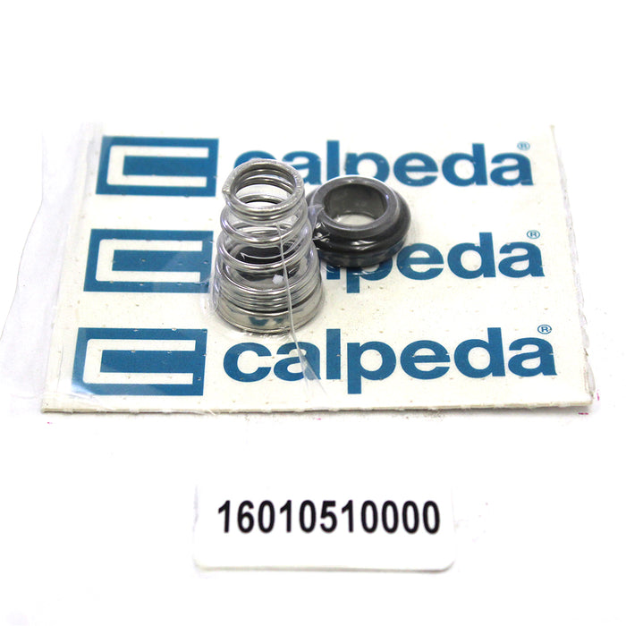 CALPEDA PUMP SHAFT SEAL REPLACEMENT - MECHANICAL SEAL TYPE3K U-XYXYQRYD14 - SPECIAL SEAL - 16010510000
