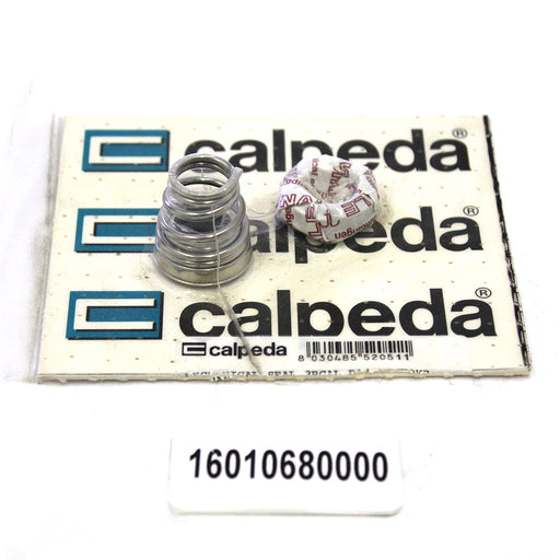 CALPEDA PUMP SHAFT SEAL REPLACEMENT - MECHANICAL SEAL TYPE 3RCAL X7X7QK7D14 - SPECIAL SEAL - 16010680000