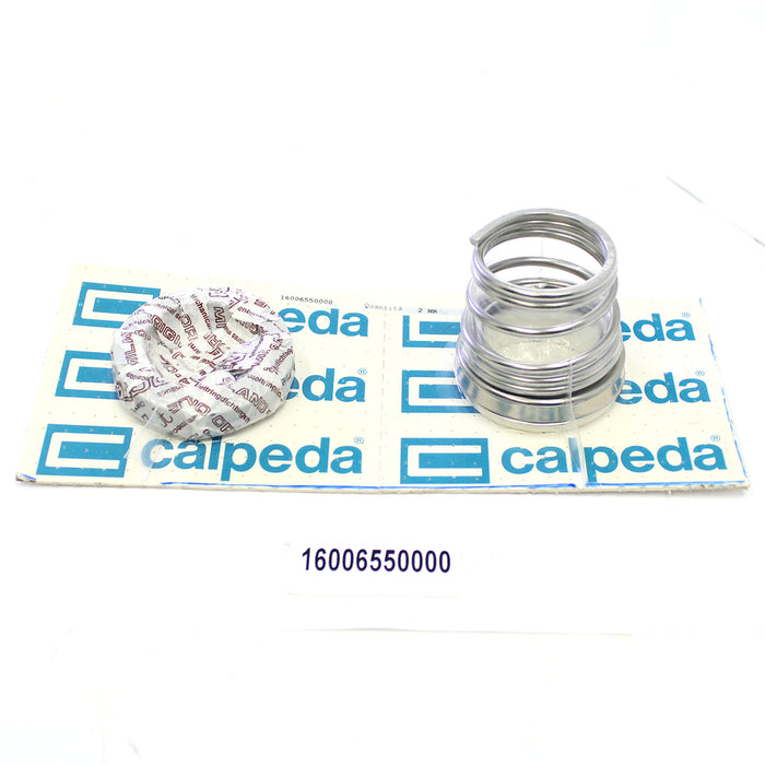 CALPEDA PUMP SHAFT SEAL REPLACEMENT - MECHANICAL SEAL TYPE3 XYXY2VYD40 - SPECIAL SEAL - 16006550000