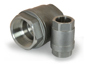 PEARL CHECK VALVE STAINLESS STEEL