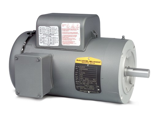 BALDOR MOTOR FOR VERTICAL PUMP NEMA TEFC 1 PHASE - VL