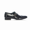 Patent Leather Monk Strap Brogue