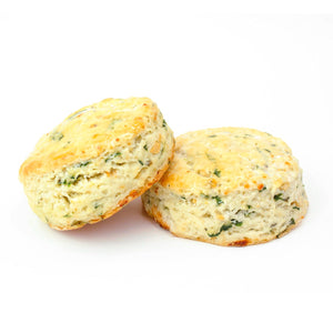 Spinach & Feta Biscuits