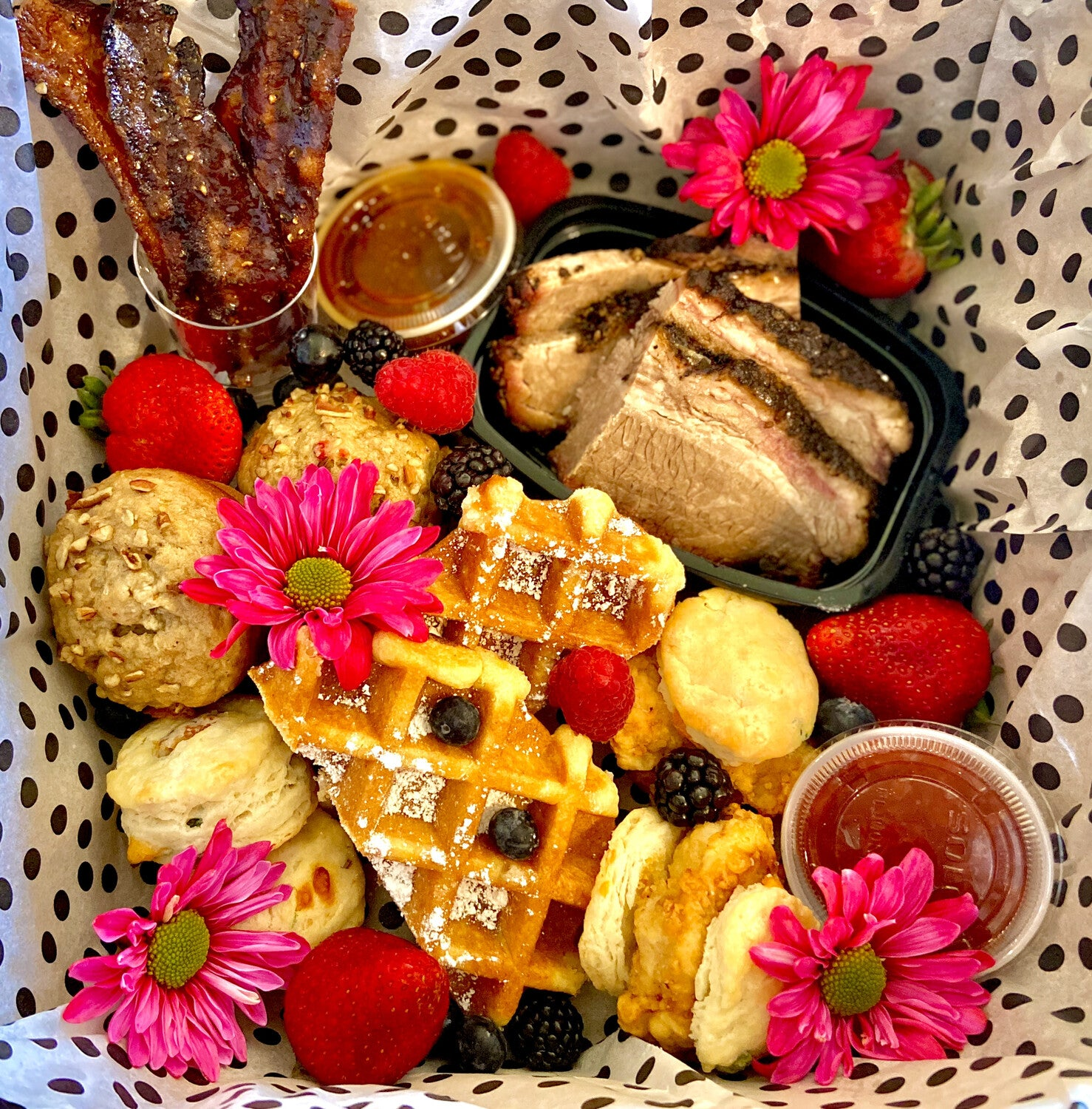 Small Brunch Box