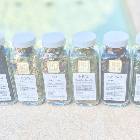Teas to help heal the body and mind