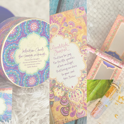 Inspirational Giftware and self-care products