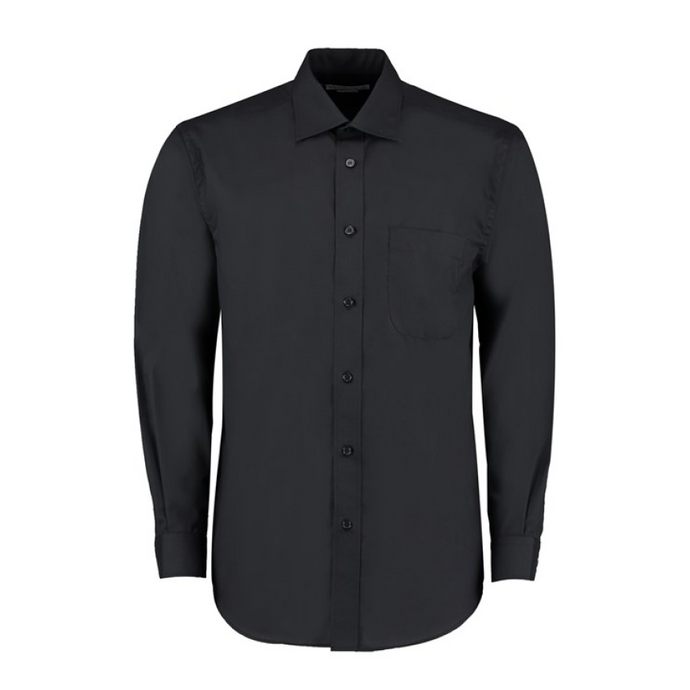 Kustom Kit L/S Business Shirt Classic Fit
