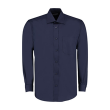 Load image into Gallery viewer, Kustom Kit L/S Business Shirt Classic Fit