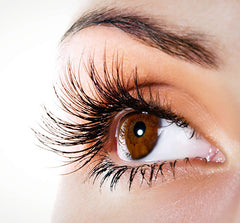Eyelash extensions in Bellingham, WA.