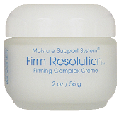 Firm Resolution Creme