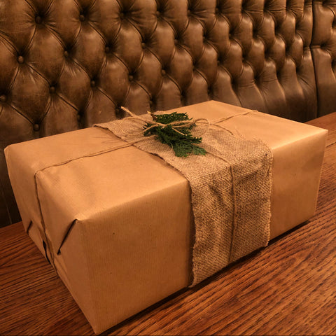 Sustainable Wrapping