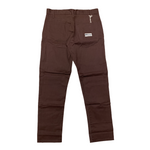Domestics Midweight Pants- Brown