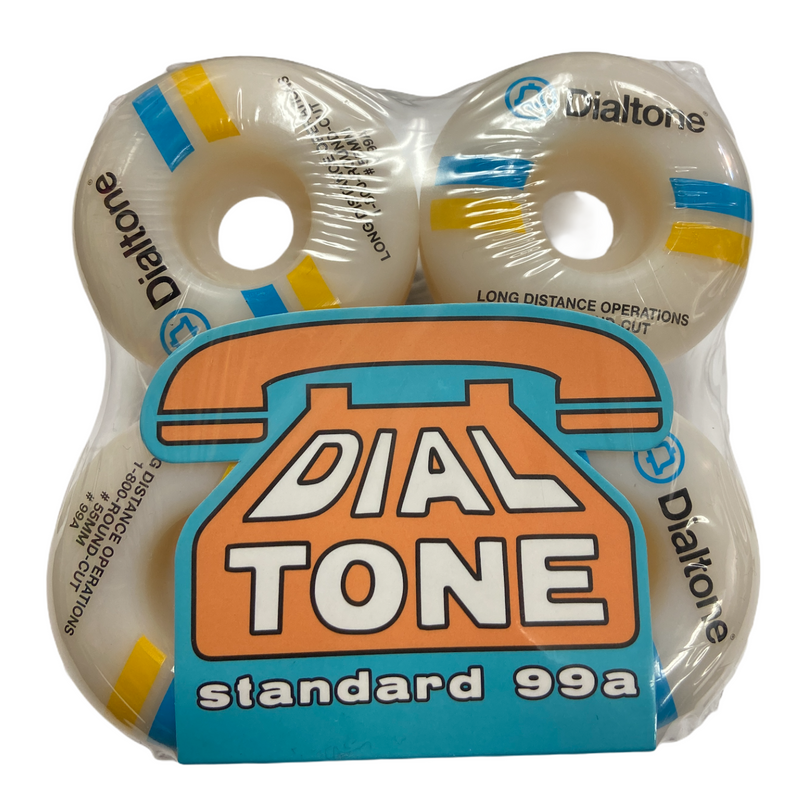 Dial Tone Bell South Wheels- 55mm