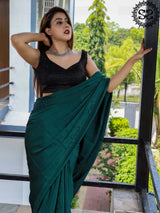 HARYALI GREEN SAREE