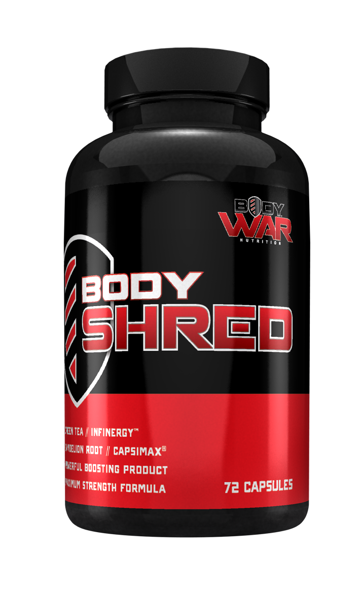 BodyShred (Capsules)