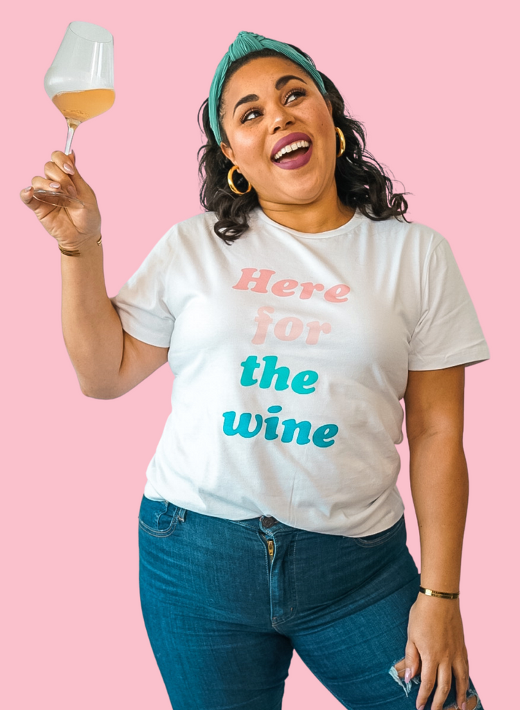 here for the wine t-shirt