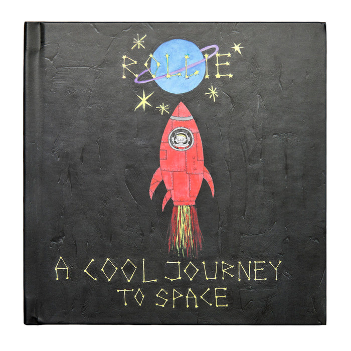 Rollie A Cool Journey To Space