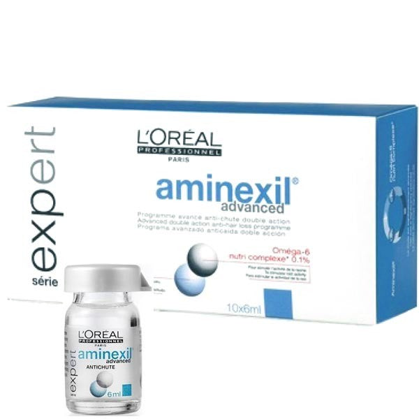 L´Oreal Aminexil Advanced 10x6 ml
