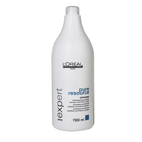 L´Oreal Champú Pure Resource 1500 ml