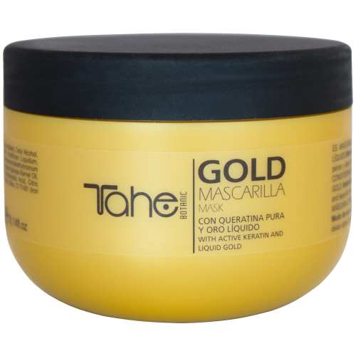 Tahe Gold Mascarilla 300 ml