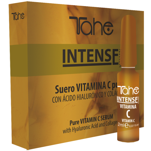 Tahe Intense Suero de Vitamina C 5x2 ml.