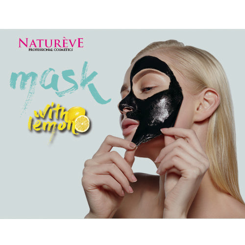 Natureve Mascarilla Carbon con limon 75 ml.