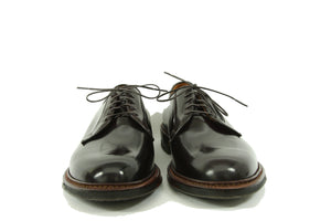 Alden Shoes Cordovan Blucher Barrie Last Commando Sole Halo Portland