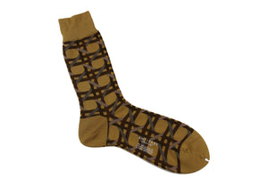 Antipast Mens Socks - Bamboo Basket Weave