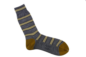 Antipast Mens Socks from Japan - Banded Stripes Portland Oregon