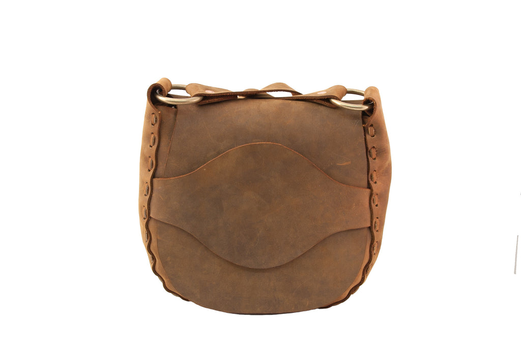 Ellie Shoulder Bag - Oiled Nubuck
