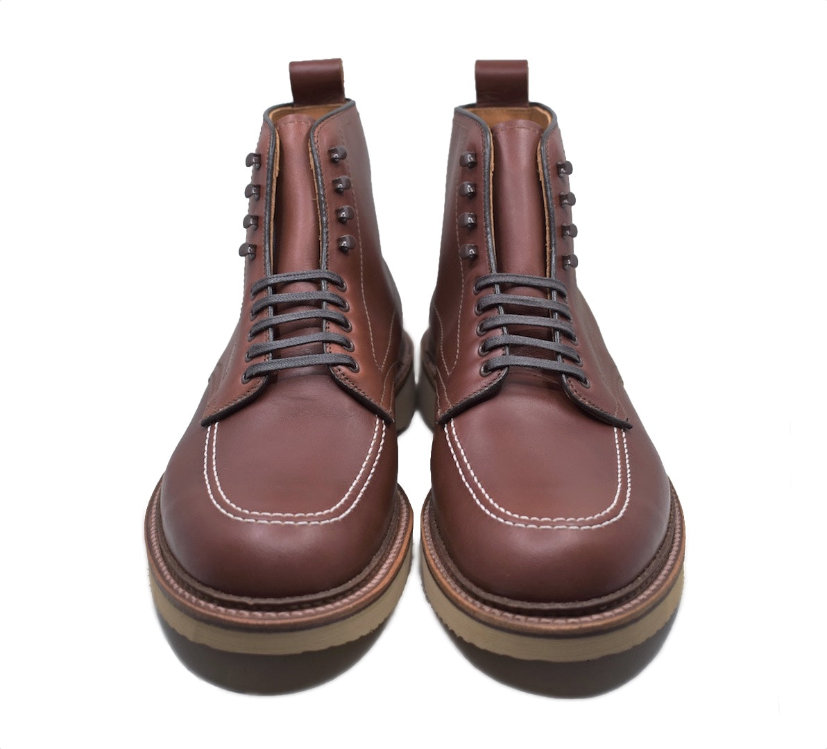 Alden Shoes Classic Indy 405 Boot on Wedge Work Sole