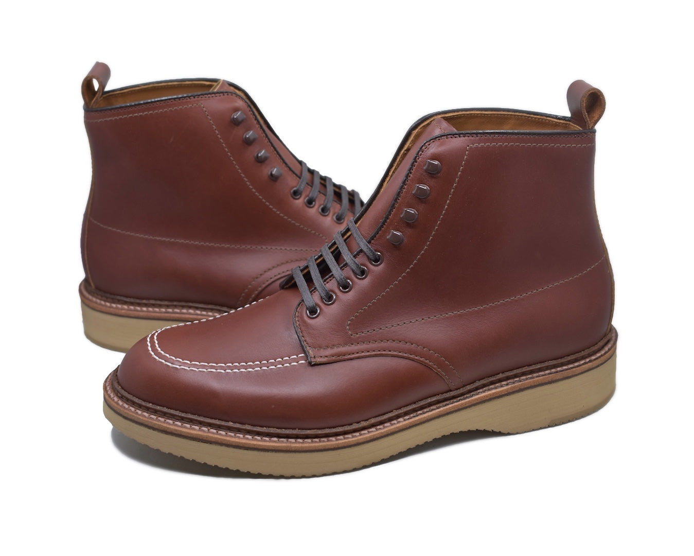 Classic Indy 405 Boot on Wedge Work Sole