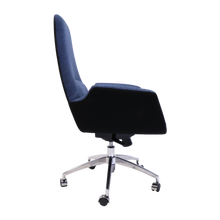 Load image into Gallery viewer, Rapidline Lujo Medium Back Executive Chair