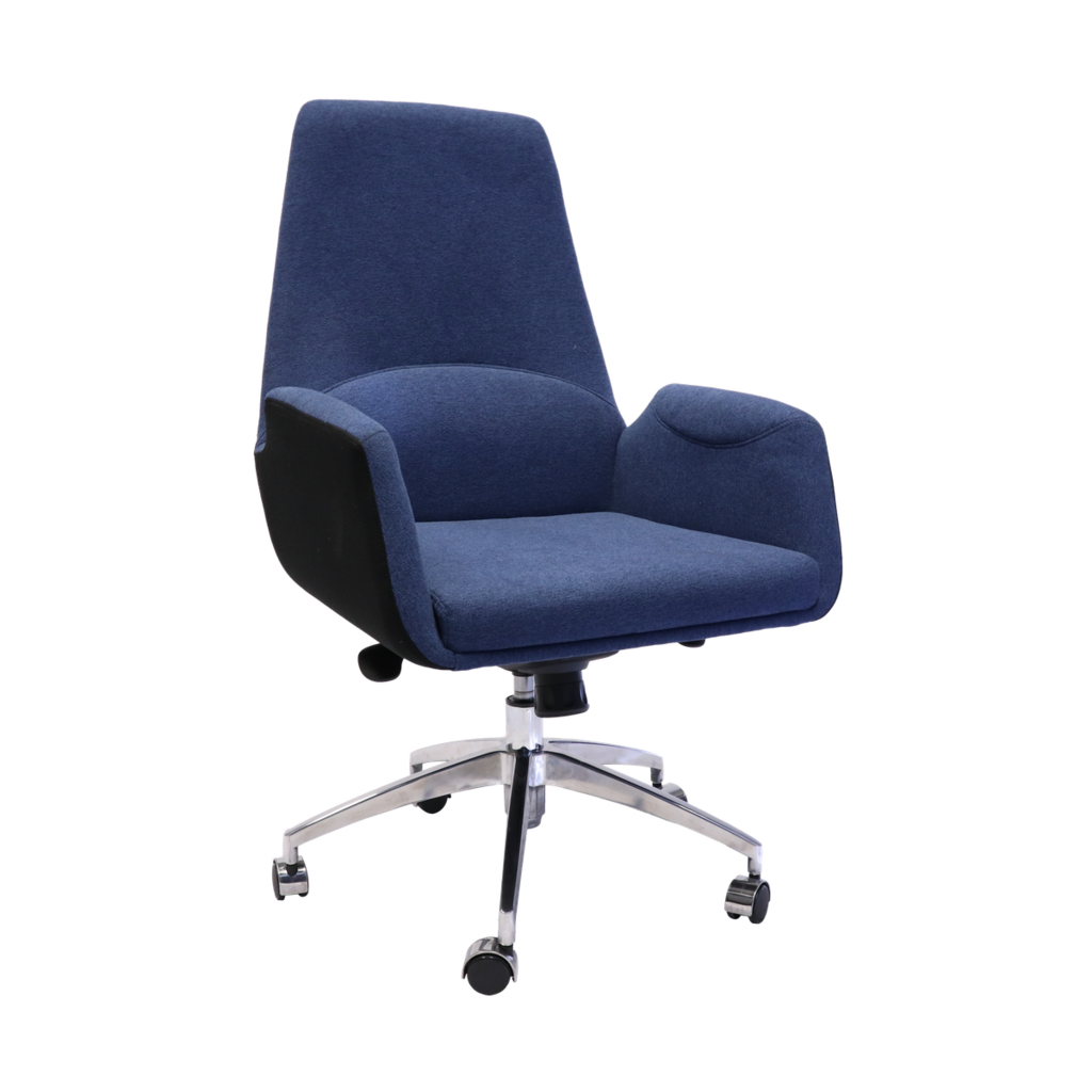 Rapidline Lujo Medium Back Executive Chair