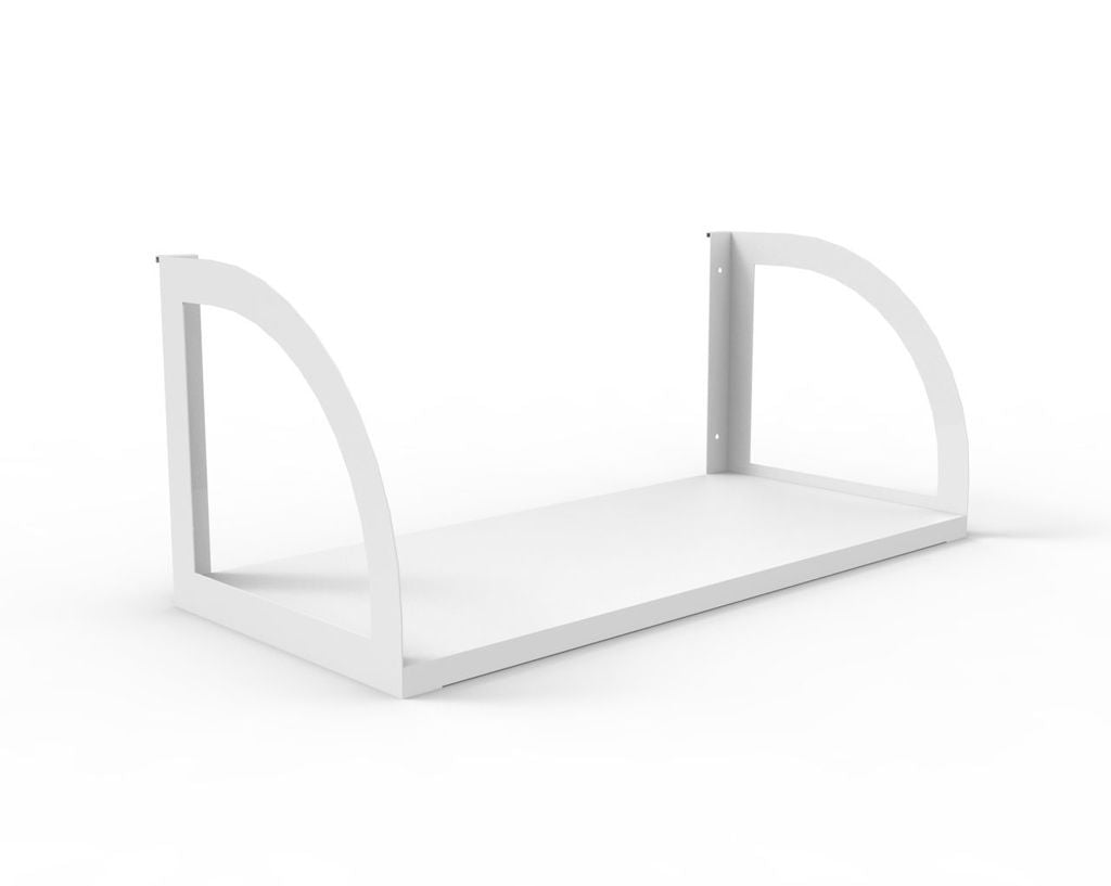 Infinity Screen Hung Shelf