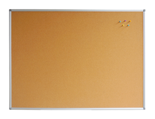 Load image into Gallery viewer, Standard Corkboard - 1800mm W x 900mm H x 15mm D