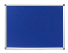 Load image into Gallery viewer, Standard Pinboard - 1800mm W x 900mm H x 15mm D