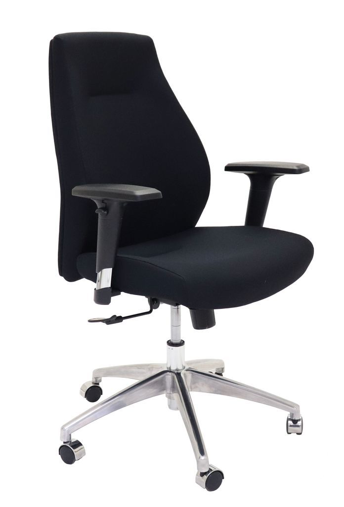 High Back Fabric Commercial Grade Chair