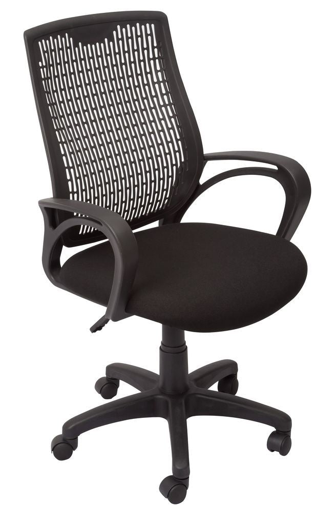 Medium Back Budget Operator Chair