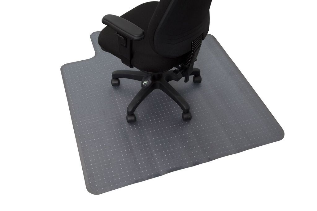 Large Commercial Chair Mat For Hard Floor Surfaces - Smooth