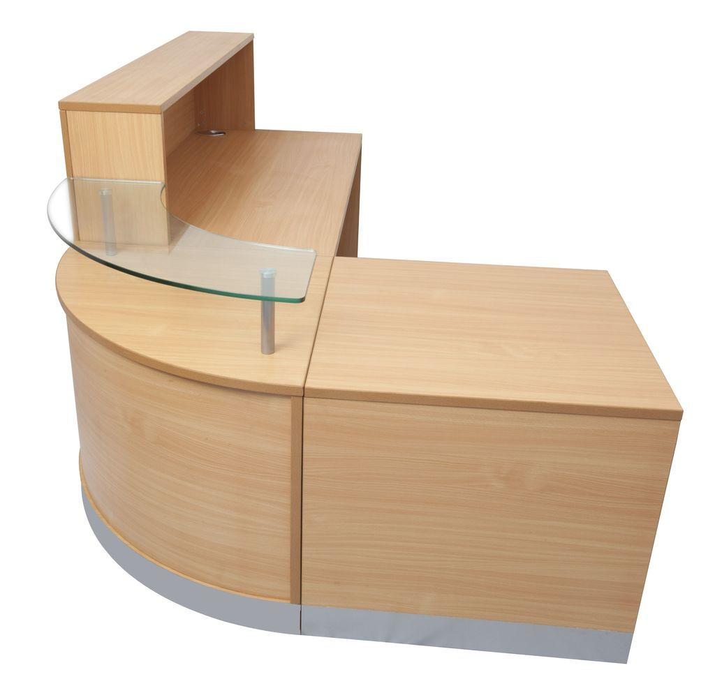 Flow Reception Counter - Beech Only