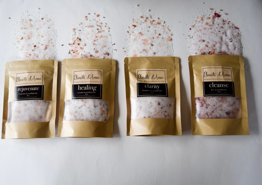 Bath Salt Collection