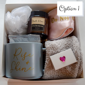 Open image in slideshow, Self Care Gift Box