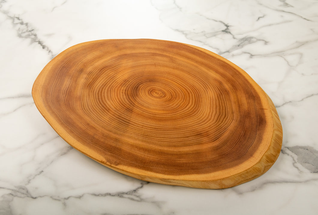 Large Elm Charcuterie Board