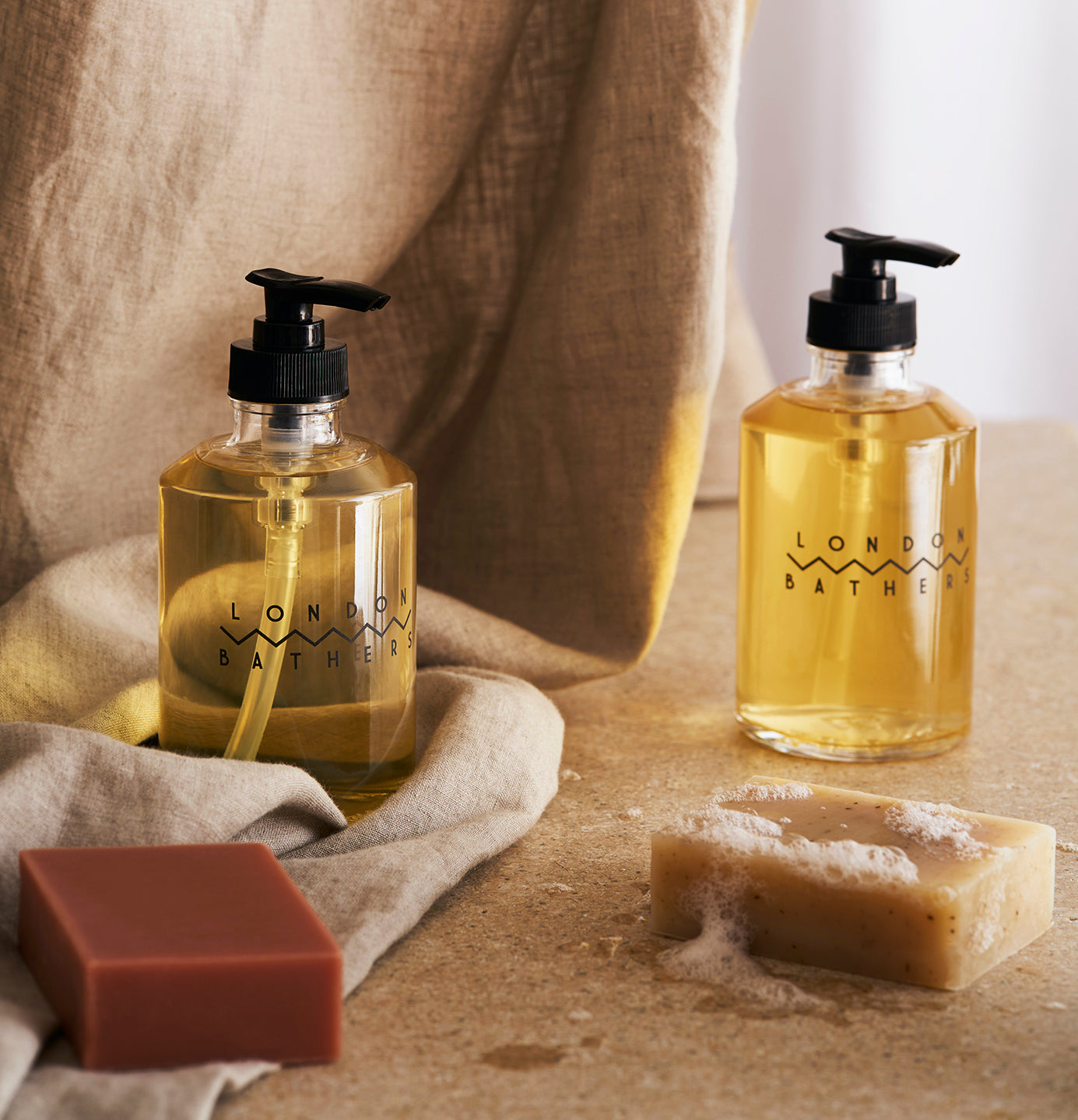 Soap Trio: Clays + Rosemary