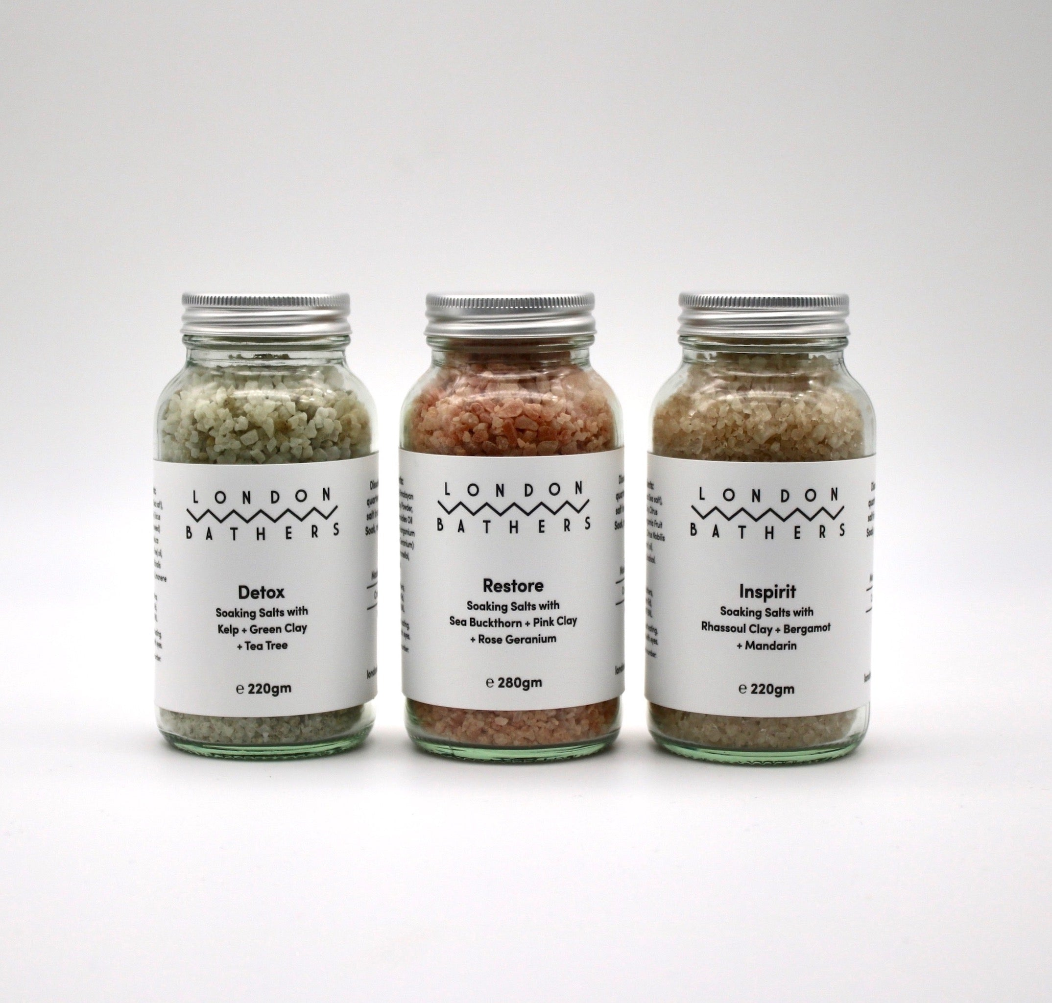 Soaking Salts Refills