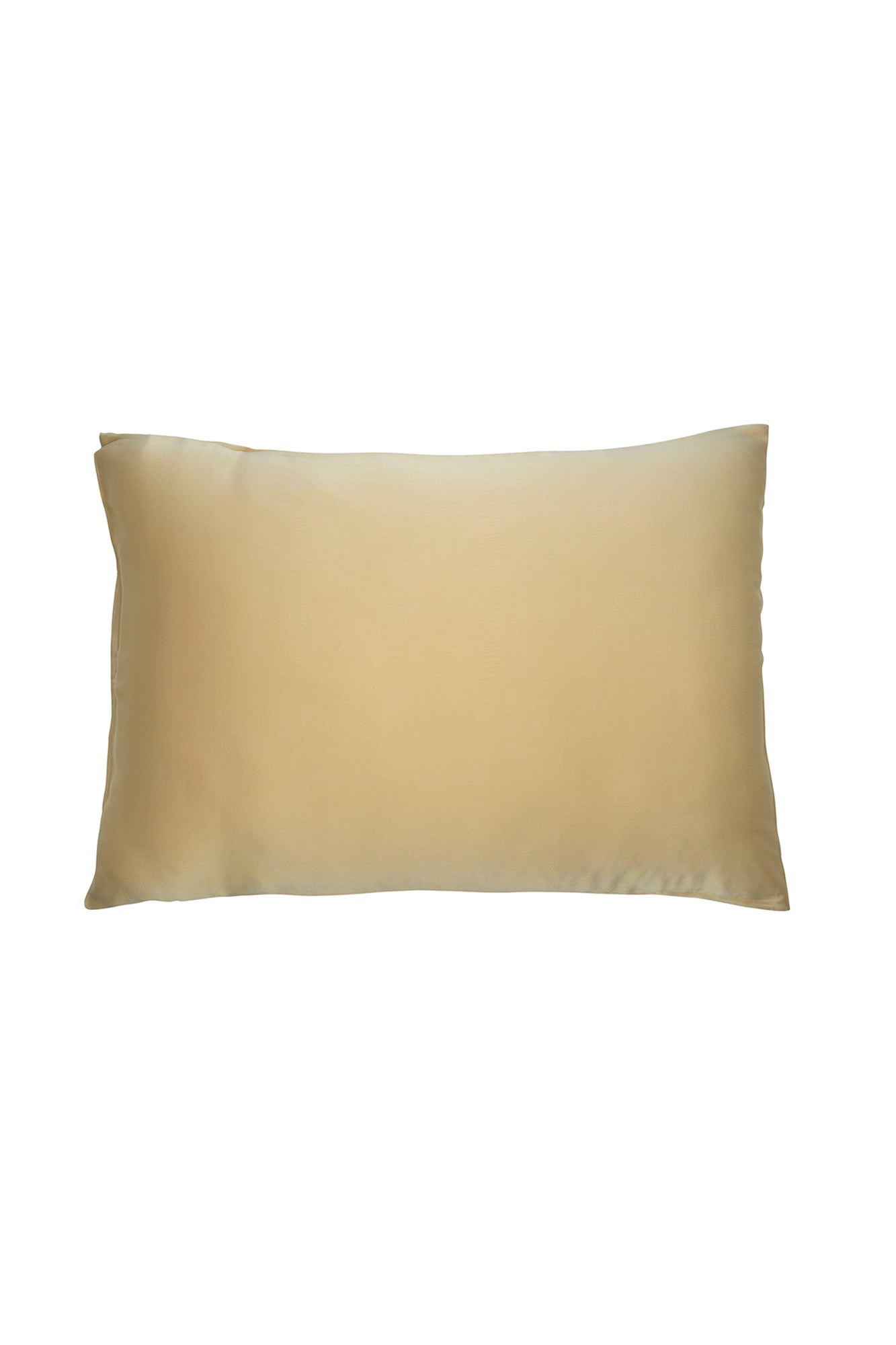 Plant Dyed Silk Pillowcase